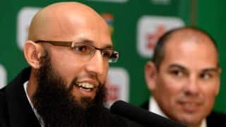 Hashim Amla faces tough task of taking over South African Test captaincy from Graeme Smith