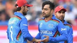 वर्ल्ड नंबर-3 गेंदबाज राशिद ने विश्व कप में बनाया शर्मनाक रिकॉर्ड