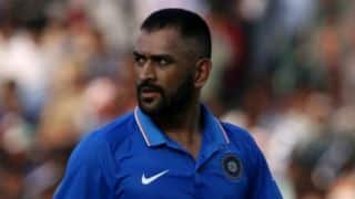 MS Dhoni: It was one of the best performances by Indian bowlers