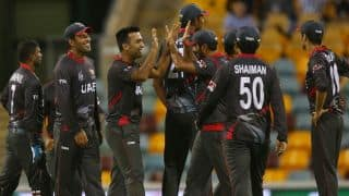 ICC World Cup 2015: India take on UAE on Union Budget Day 2014-15