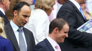 Nasser Hussain happy with Andrew Strauss's appointment as ECB Director; asks for more clarity on Kevin Pietersen's future