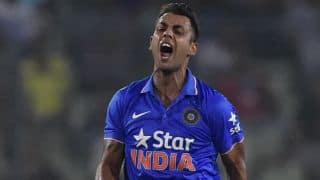 India's tour of Zimbabwe 2015: Stuart Binny knows he has to deliver with bat and ball