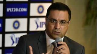 Amitabh Choudhary blames CEO Rahul Johri for scrapping of Champions Trophy