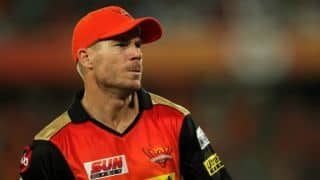IPL 2017: Warner's 126 reduces KKR to rubble; SRH win by 48 runs