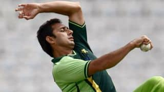 ICC World Cup 2015: Saeed Ajmal dissapointed at not playing but wants Pakistan to beat India