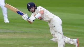 निर्णायक टेस्ट में अर्धशतकीय पारी खेल ओली पोप ने कहा- कंधों से बोझ उतर गया