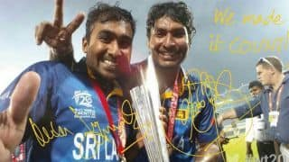 On This Day: Sri Lanka Pip India to Win Maiden World T20 Title