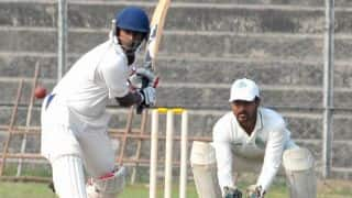 Tripura shot out for 135; Assam reach 68/4 on Day 1