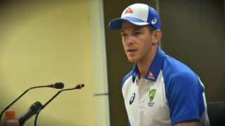 एशेज से पहले ऑस्ट्रेलियाई टेस्ट कप्तान टिम पेन पर तेज गेंदबाज कमिंस का बयान