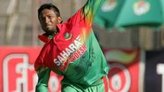 Shakib Al Hasan becomes highest wicket-taker against Zimbabwe in ODIs
