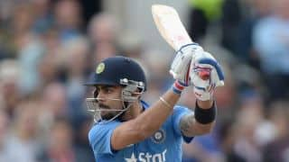 India vs England, 3rd ODI at Trent Bridge: Virat Kohli departs for good-looking 40