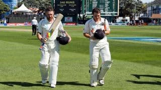 Brendon McCullum-BJ Watling's world record 6th-wicket partnership in Tests