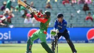 Bangladesh vs England: Hosts' marks out of 10