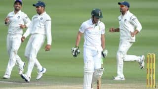 Stats Highlights: South Africa vs India, 1st Test — Day 2