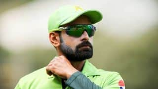 Mohammad Hafeez threatens retirement after demotion in central contract