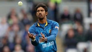 Sri Lanka decide to coach banned Sachithra Senanayake