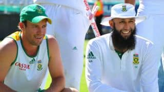 AB de Villiers will have more impact than Hashim Amla, says Chris Woakes
