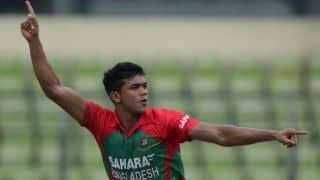 India lose 4th wicket; Manoj Tiwary departs