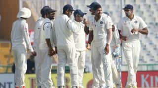 India vs England, 3rd Test, Day 1 Report: Jonny Bairstow falls short of hundred; visitors 268-8