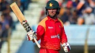 2nd ODI: Brendan Taylor's breezy 73 gives Zimbabwe 246 against Bangladesh