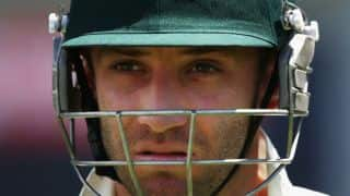 Phil Hughes to replace Shaun Marsh for South Africa tour