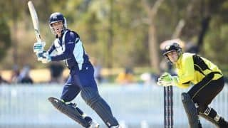 JLT Cup: Victoria beat Western Australia, to face Tasmania in final