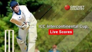 Live Updates: ICC Intercontinental Cup 2015-17, Scotland vs Afghanistan, Ireland vs UAE, Day 1