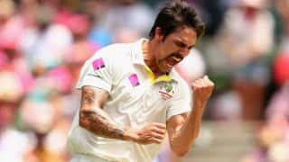 Rodney Hogg: Mitchell Johnson would have broken my Ashes record if he had another Test to play