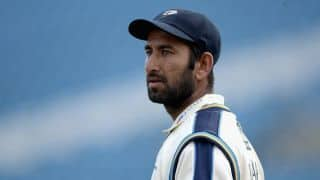 I obviously deserve my place in India's Test team: Cheteshwar Pujara