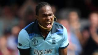 ENGLAND TOUR OF SOUTH AFRICA 2019-20: Jofra Archer ruled out of South Africa T20Is due to Elbow injury