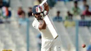 Wriddhiman Saha: MSK Prasad's statement acts as a morale booster