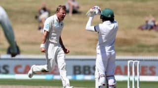 1st Test: Neil Wagner burst wrests control for New Zealand