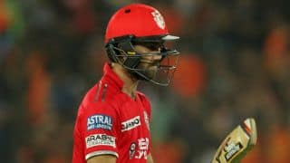 Maxwell praises Vohra's effort; rues lack of support in KXIP's 5-run loss against SRH