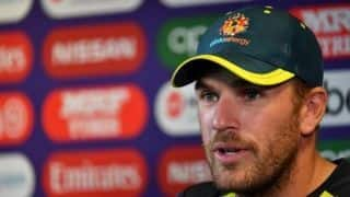 Cricket World Cup 2019 - Starting the game well in the first 10 overs will be important: Aaron Finch