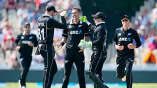 4th ODI: Trent Boult, Colin de Grandhomme set up consolation win
