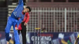 Mujeeb Zadran talks about his cricketing journey with Afghanistan
