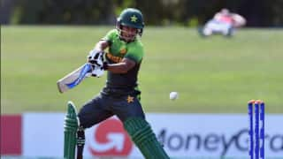 ICC Under-19 World Cup: Pakistan beat South Africa by 3 wickets to reach semi-finals