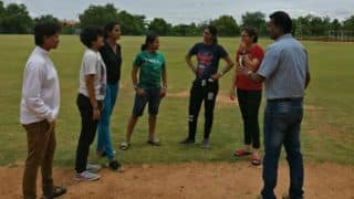Vanitha VR, other Indian Women cricketers ready for pink ball challenge through Women Pro Cricket League (WPCL)