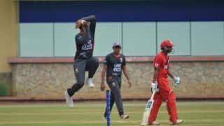 Kolkata-born UAE spinner Rishabh Mukherjee harbours India dream