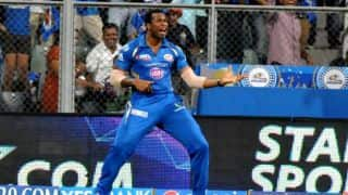 IPL 2014: MI vs RR, Match 56 at Mumbai