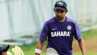 Gautam Gambhir and Ashish Nehra give fitting reply to Arjun Rantunga's world cup 2011 Final fixing claim
