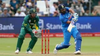India vs South Africa, 5th ODI: Rohit Sharma quashes critics, Lungi Ngidi throttles India, Hashim Amla gives his all, other highlights