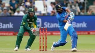 Rohit quashes critics, Ngidi throttles India, Amla gives his all, other highlights