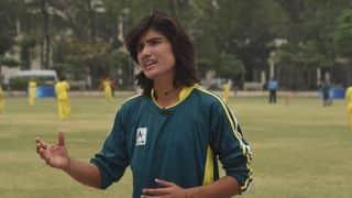 Pakistani footballer Diana Baig eyes success in cricket as well