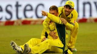 Australia vs England: Injured Aaron Finch ruled out of 4th ODI; Glenn Maxwell recalled as cover