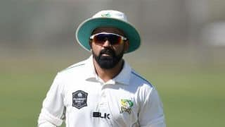 I've waited a while for my opportunity, says Ajaz Patel