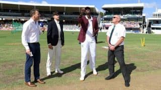 1st Test: West Indies elect to bat, England leave out Stuart Broad