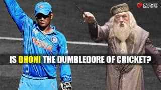 MS Dhoni: Albus Dumbledore of the cricketing world