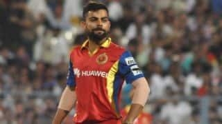 Royal Challengers Bangalore vs Chennai Super Kings, Live Cricket Score, IPL 2015: Match 20 at Bangalore