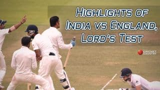 Highlights of India's historic win against England in 2nd Test at Lord's